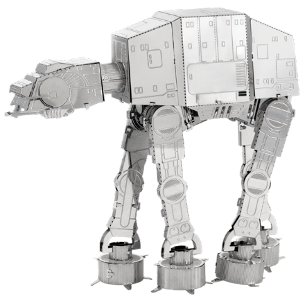 Star Wars Imperial AT-AT Model Kit by Metal Earth